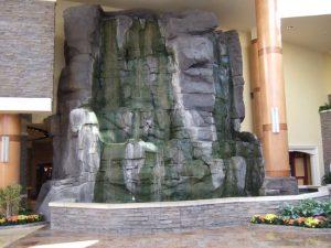 lobby-waterfall