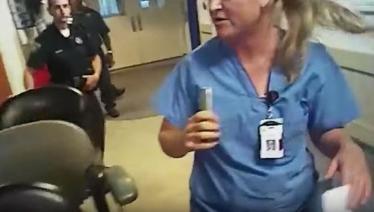 American Nurses Association Stands Behind Assaulted Utah Nurse